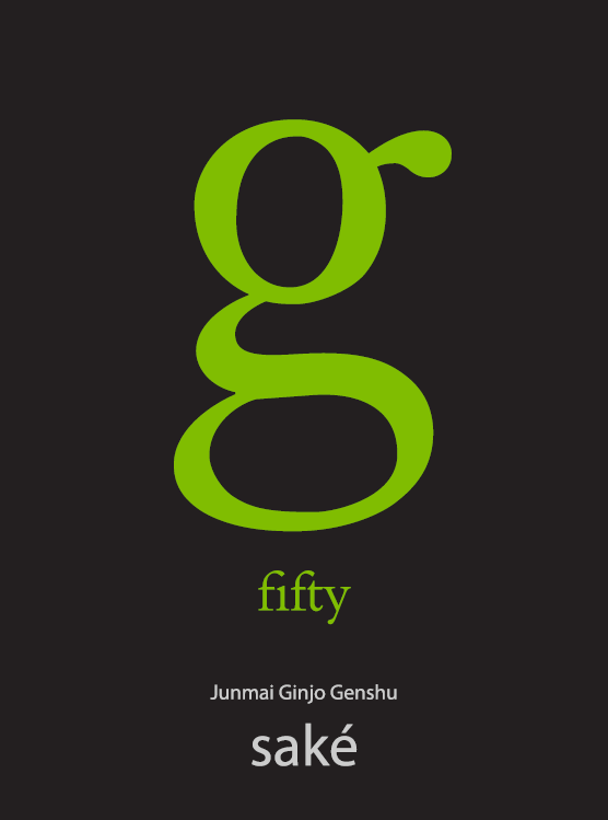 g fifty Label Front
