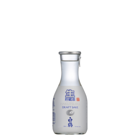 Hakutsuru Draft 180ml Bottle Shot