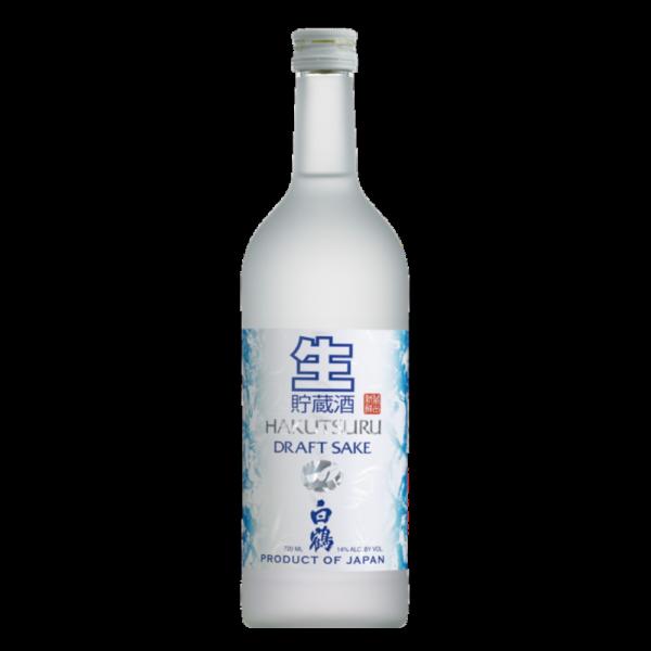 Hakutsuru Draft 720ml Bottle Shot