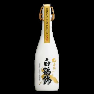 Hakutsuru Nishiki Daiginjo 720ml Bottle Shot