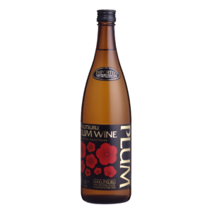 Hakutsuru Plum Wine 720ml Bottle Shot