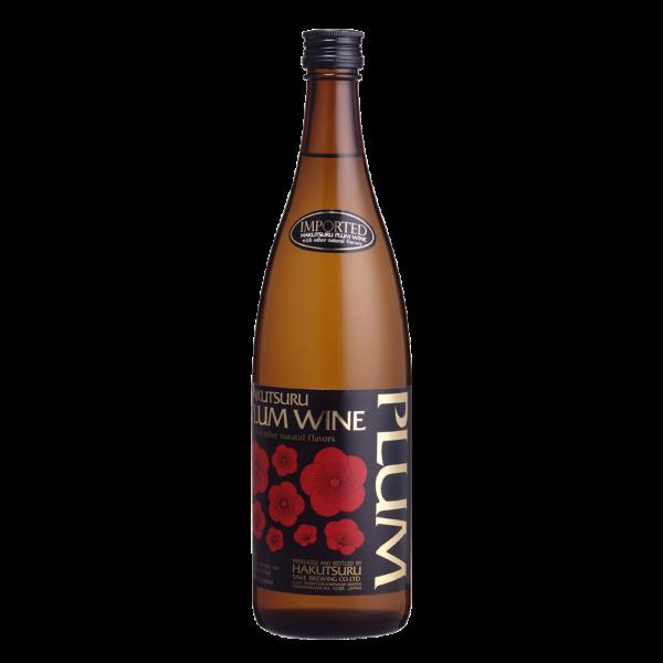 Hakutsuru Plum Wine 720ml Bottle Shot
