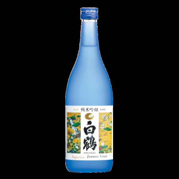 Hakutsuru Superior 720ml Bottle Shot