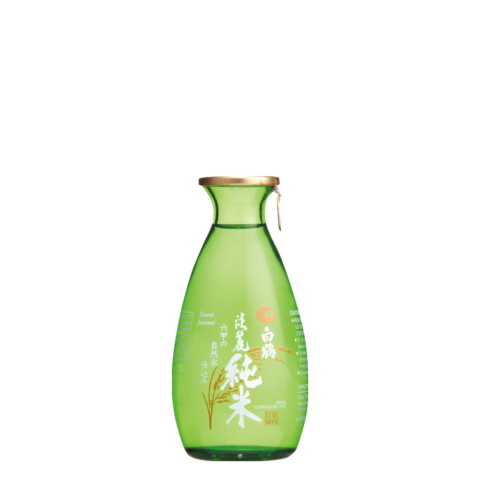 Hakutsuru Tanrei Junmai 180ml Bottle Shot
