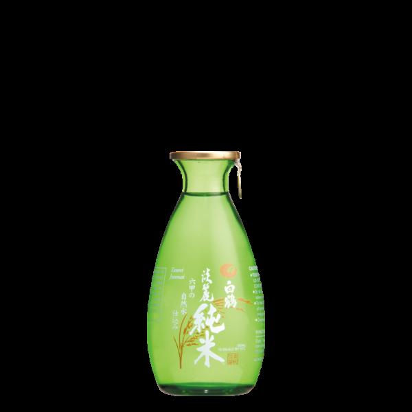 Hakutsuru Tanrei Junmai 180ml Bottle Shot