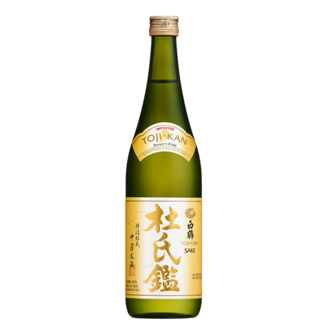 Hakutsuru Toji Kan 720ml Bottle Shot