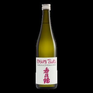 Kasumi Tsuru Junmai Ginjo 720ml Bottle Shot