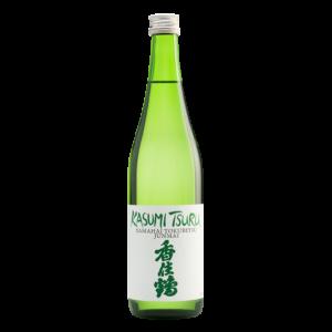 Kasumi Tsuru Tokubetsu Junmai 720ml Bottle Shot