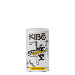 Kibo 180ml Can Shot