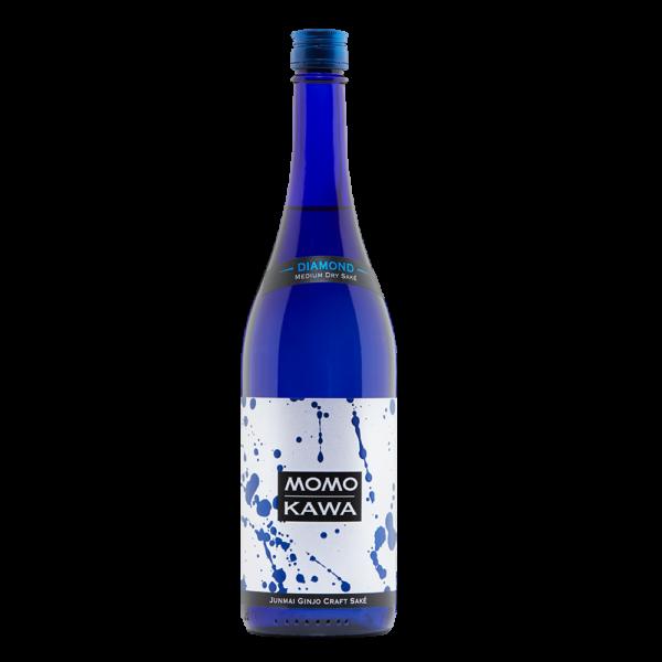 Momokawa Diamond 750ml Bottle Shot