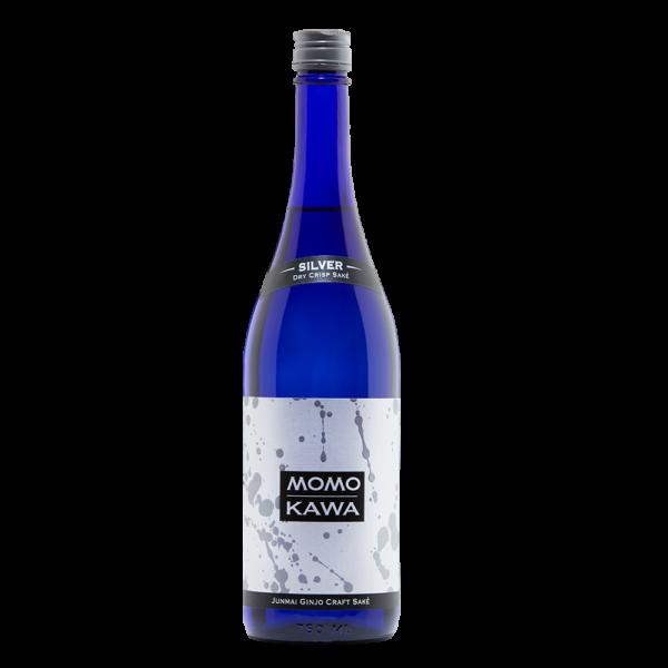 Momokawa Silver 750ml Bottle Shot