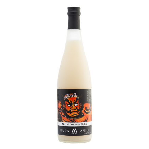 Murai Family Nigori Genshu 720ml Bottle Shot