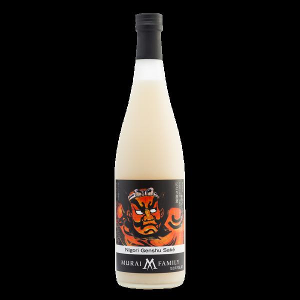 Murai Family Nigori Genshu 720ml Bottle Shot
