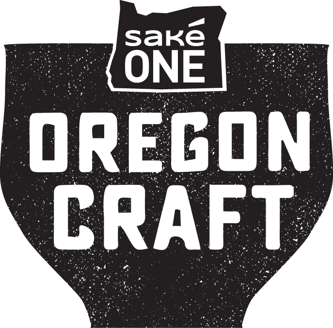 Black Oregon Craft Logo
