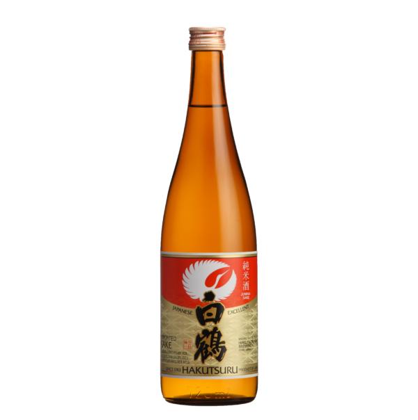 Hakutsuru Excellent Junmai 720ml Bottle Shot