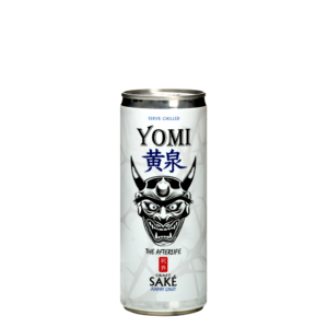 Yomi the Afterlife craft saké can shot
