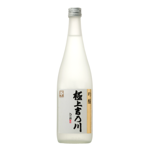 Yoshinogawa Gokujo 720ml Bottle Shot