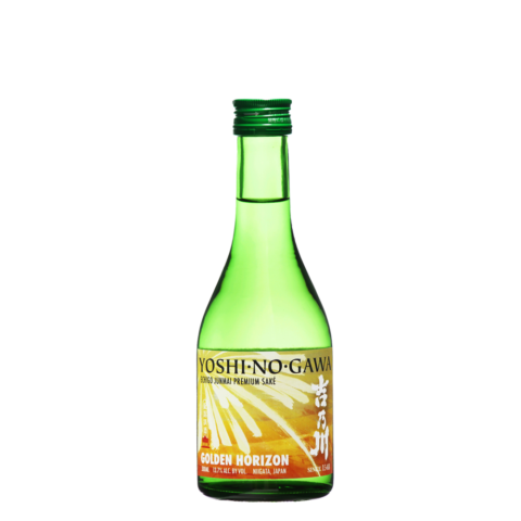 Yoshinogawa Golden Horizon 300ml Bottle Shot Front