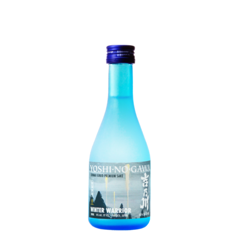 Yoshinogawa Winter Warrior 300ml Bottle Shot