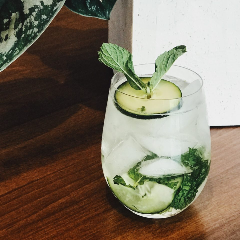 Cucumber Mint Cooler photo