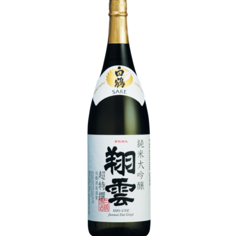 Hakutsuru Sho-Une 1.8L Bottle